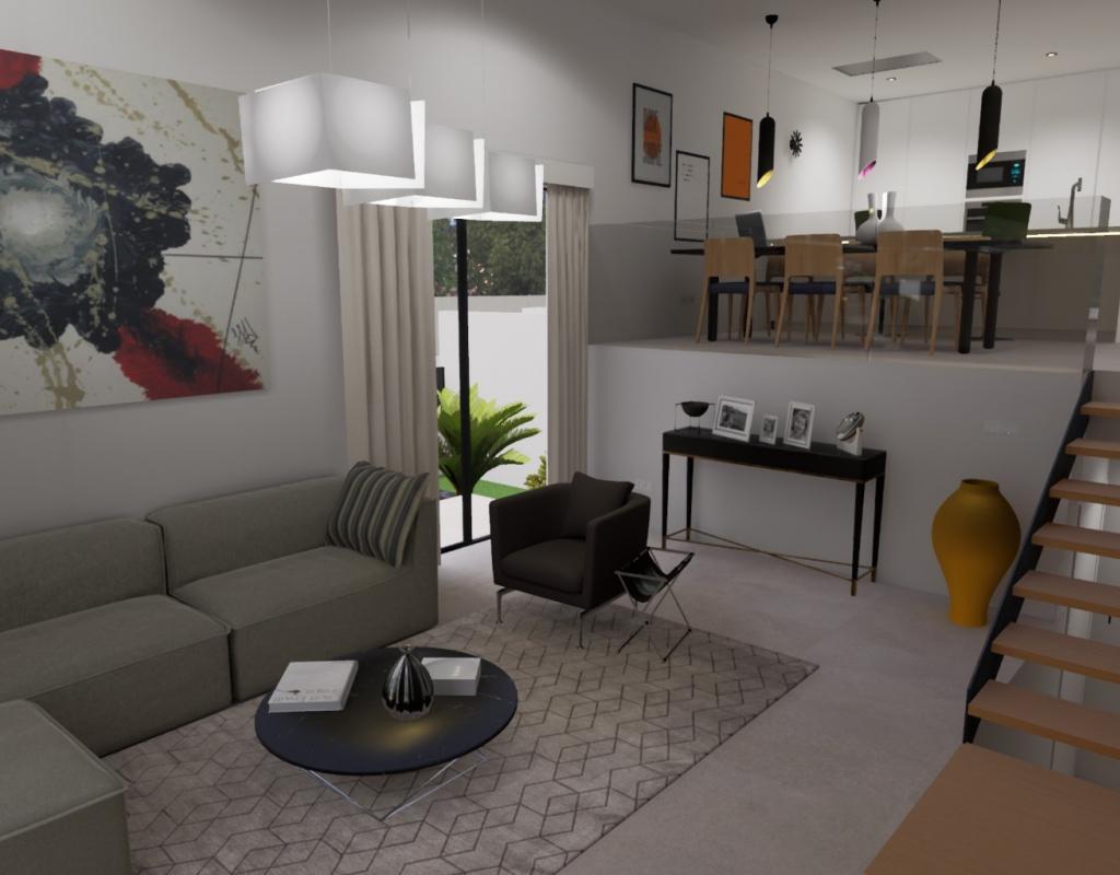 NC7895CA : Новая современная вилла в Альбир