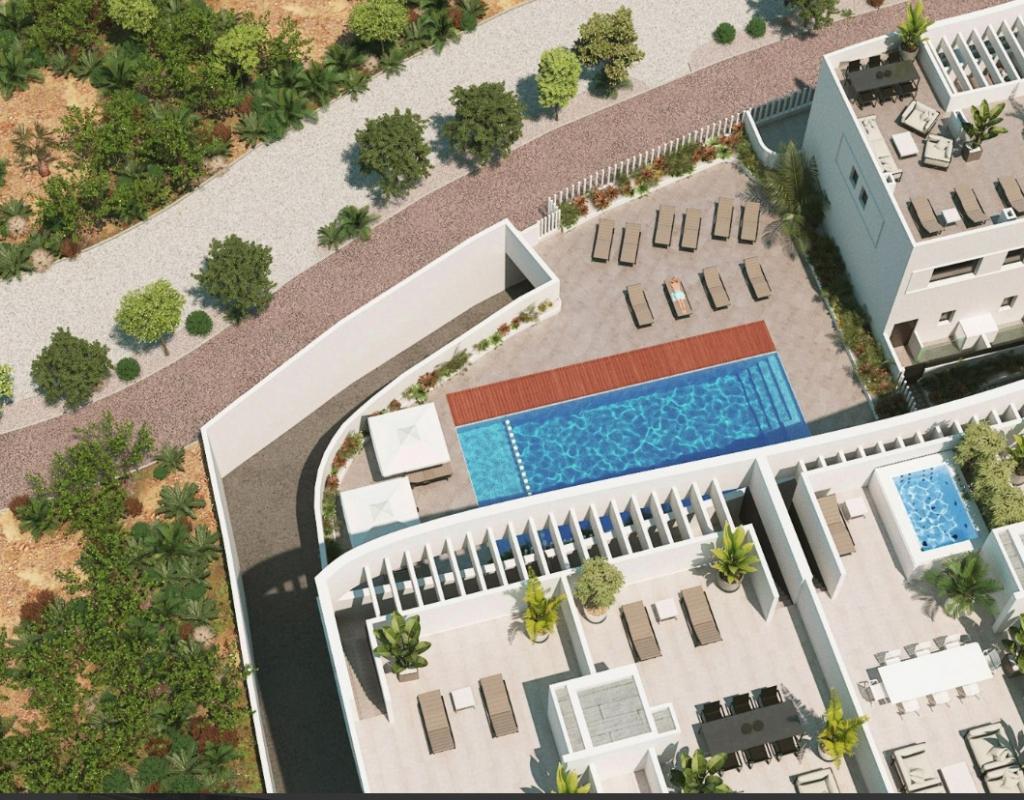 NC0010ES : Апартаменты в Гуардамар-дель-Сегура, Коста Бланка Юг