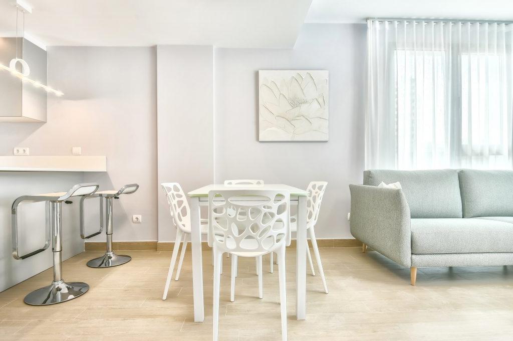 NC1124SE : Новые элитные квартиры в центре Кальпе