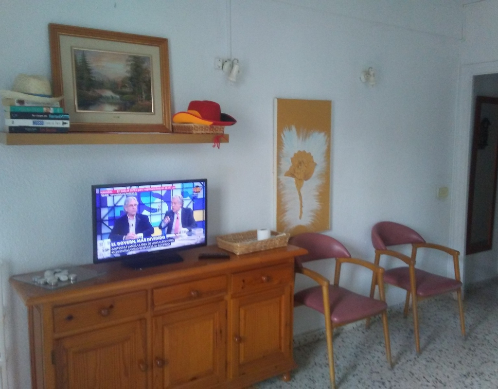 GT-0101-TK : Квартира на 1 линии пляжа в Кальпе