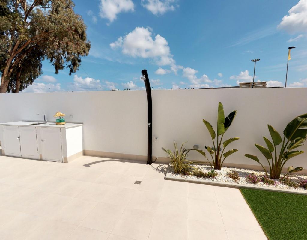 NC2483GU : Потрясающие современные виллы, Мар Менор, Коста Калида
