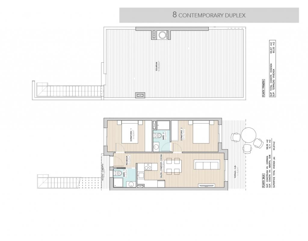 NC0062MB : Дизайнерский Таунхаус, Пилар де ла Орадада
