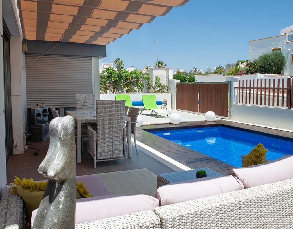 GT-0217-TN : Очаровательная вилла с бассейном, Лос Монтесинос