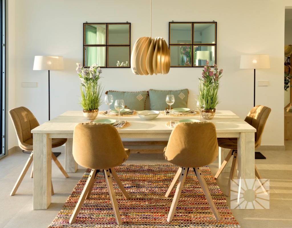 NC1025VA : Готовая под ключ вилла с мебелью, Бенитачель