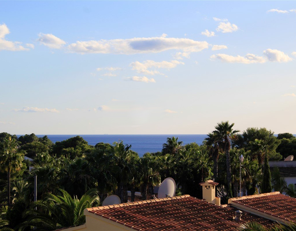 RV0186BI : Вилла с видом на море Морайра, Moraira