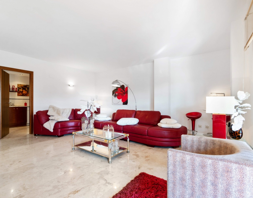 RV1910BE-D : Квартира с просторной террасой Пунта Прима