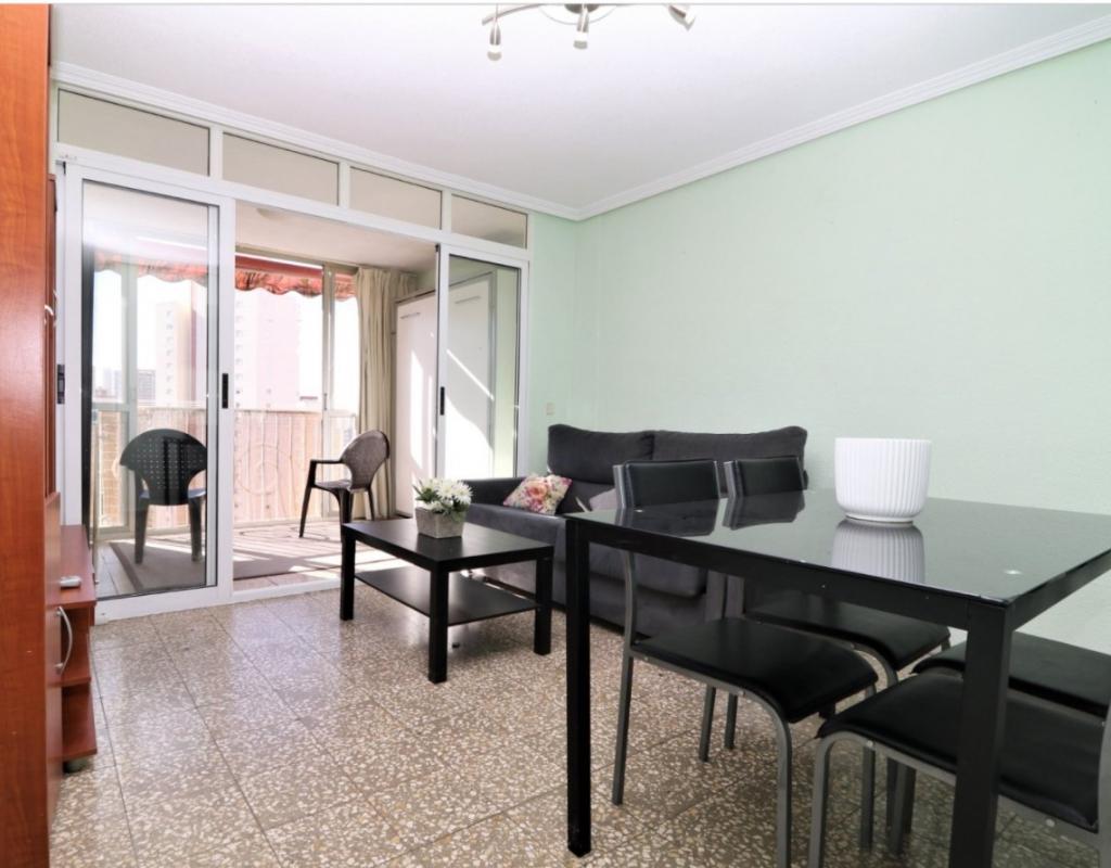 RV1922EU : Квартира (студия) Бенидорм – El Rincón de Loix