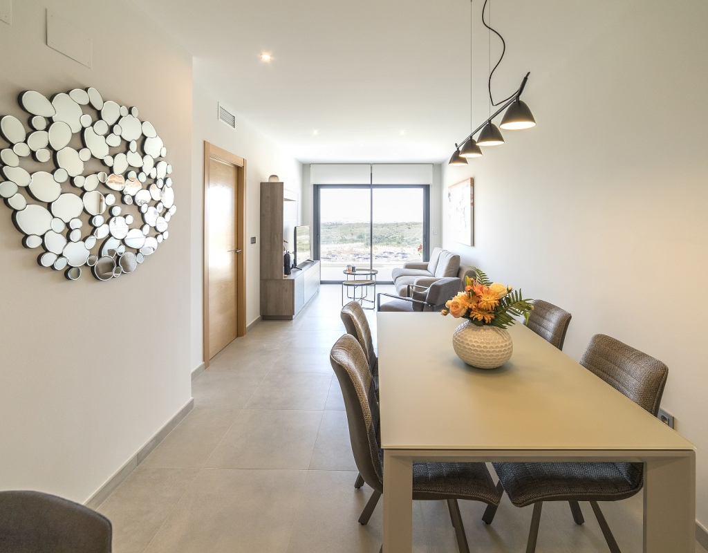 NC3382NA : Новое бунгало нижний этаж с террасой в Гран-Алаканте