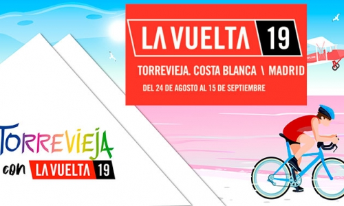 Vuelta 2019 will start from Torrevieja