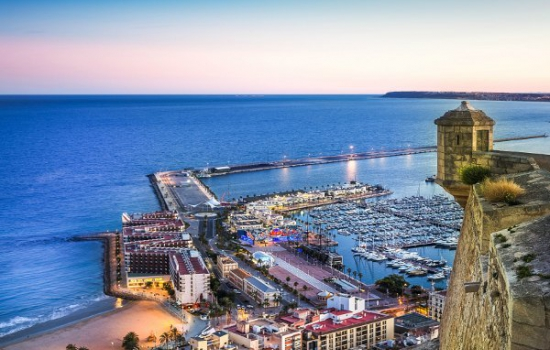 Alicante among the 10 best places in the world to live and work
