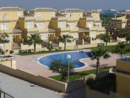 Nybygg - Townhouse - Orihuela Costa - Los Altos