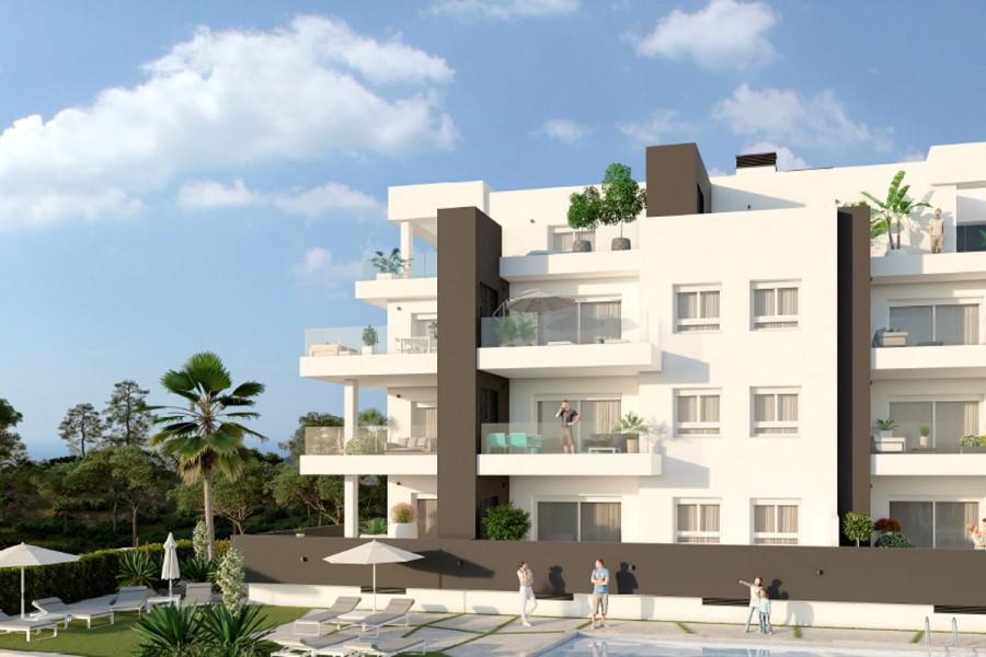 NC1207TR-D : Апартаменты в Ориуэла Коста