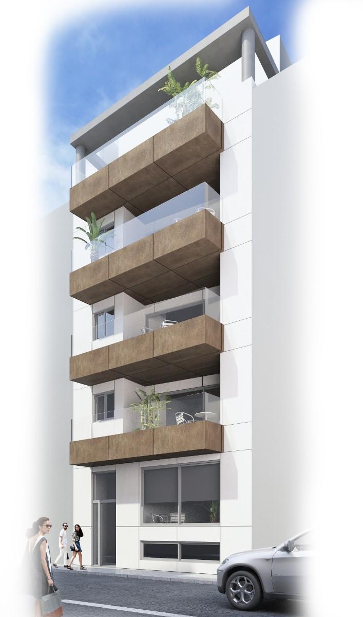 NC2152AM-D : Апартаменты в Ла Мата, Ориуэла Коста