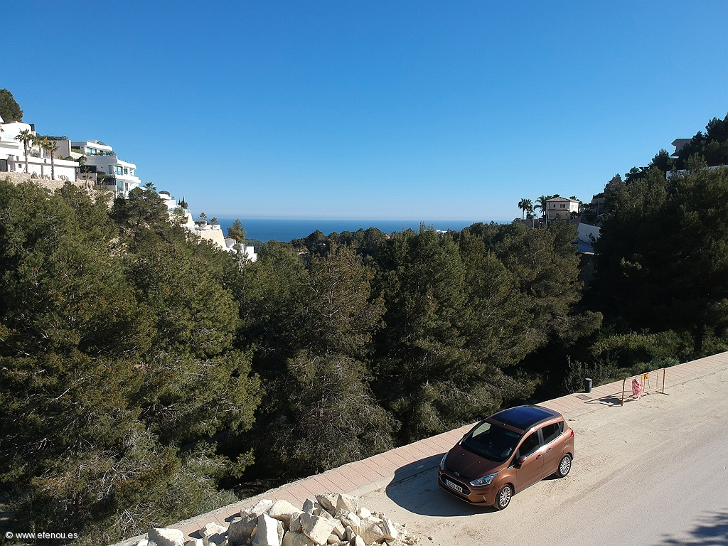 NC0033TU : Вилла с прекрасным видом на море и Пеньон-де-Ифач, Бениса