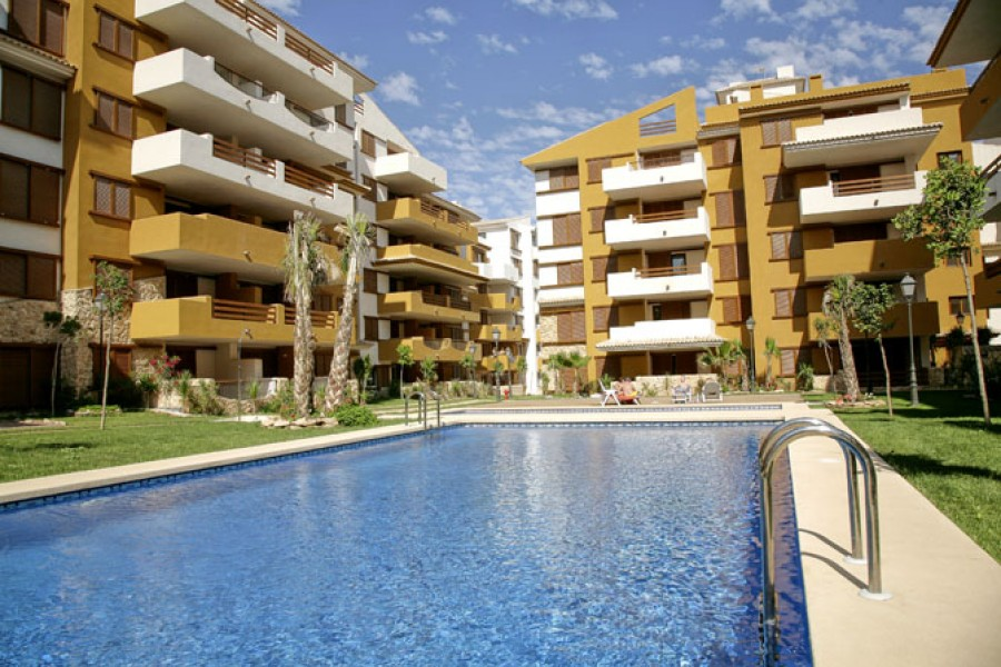 Nybygg - Apartment - Orihuela Costa