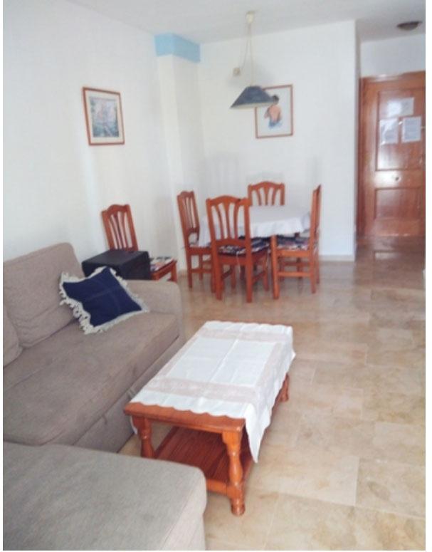 GT-0069-TN : Квартирa в Бенидорме всего в 3 минутах ходьбы от пляжа