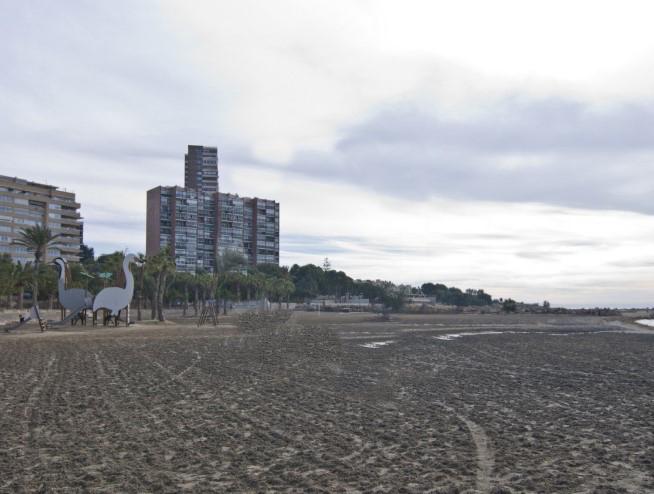 GT-0110- TK : Красивая квартира 1 линия пляжа в Сан-Хуан, Кабо де Уэртас (Cabo de las Huertas)