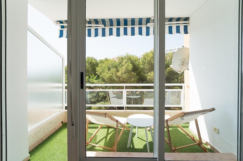 GT-0184-TN : Квартира в Альтос де Кампоамор с бассейном
