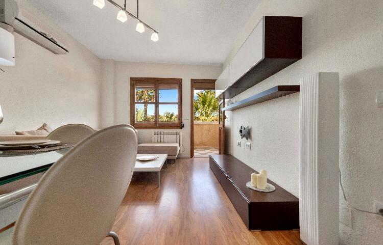 GT-0256-TN : Хорошая квартира со всем ремонтом в Ла Региа – Кабо Роиг