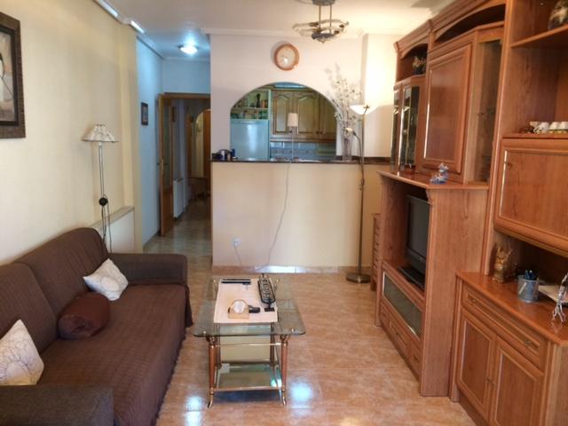 RV0133PR : Квартира в 300 м от пляжа, в Торревьехе