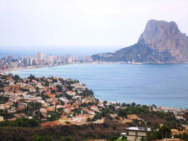 RV0151CA : Вилла с панорамным видом на Кальпе
