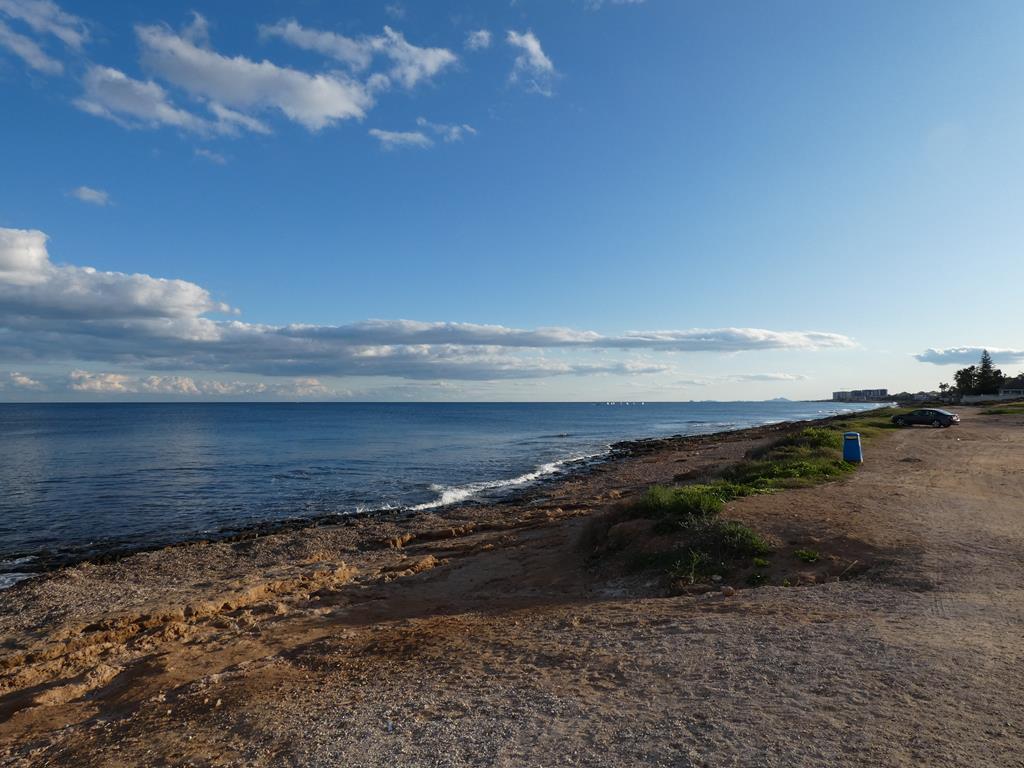 RV0157SU : Пентхаус с видом на море в 50 м от моря, Торревьеха