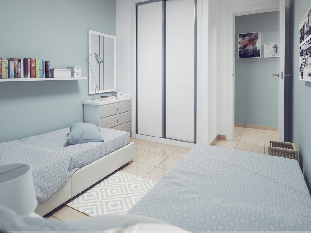 NC1147GE : Новые Апартаменты на первой линии пляжа, Кальпе