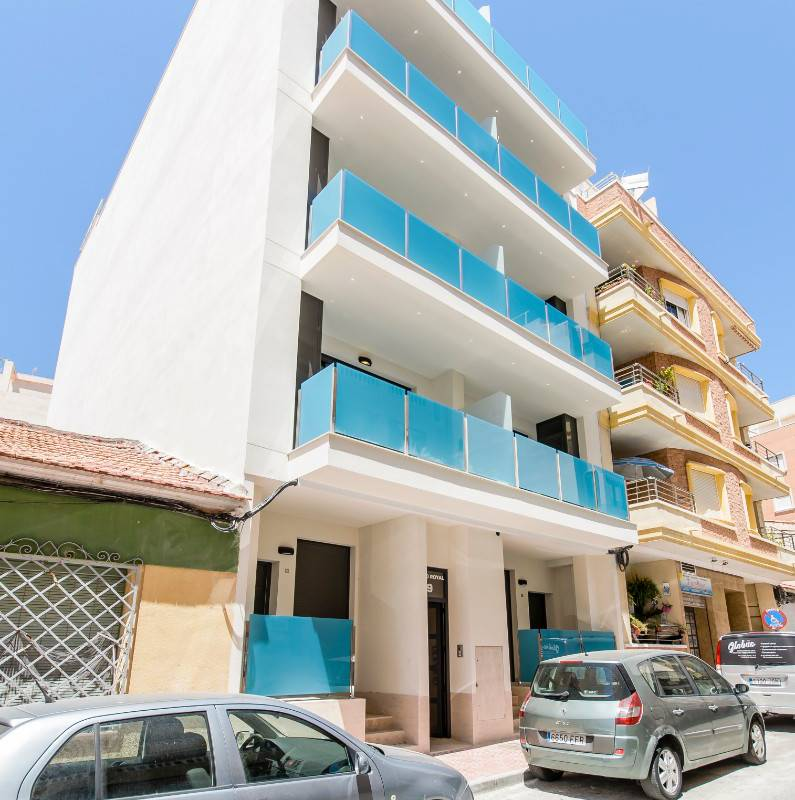 NC4677TS : Квартира в центре Торревьеха, всего в 200 метрах от пляжа