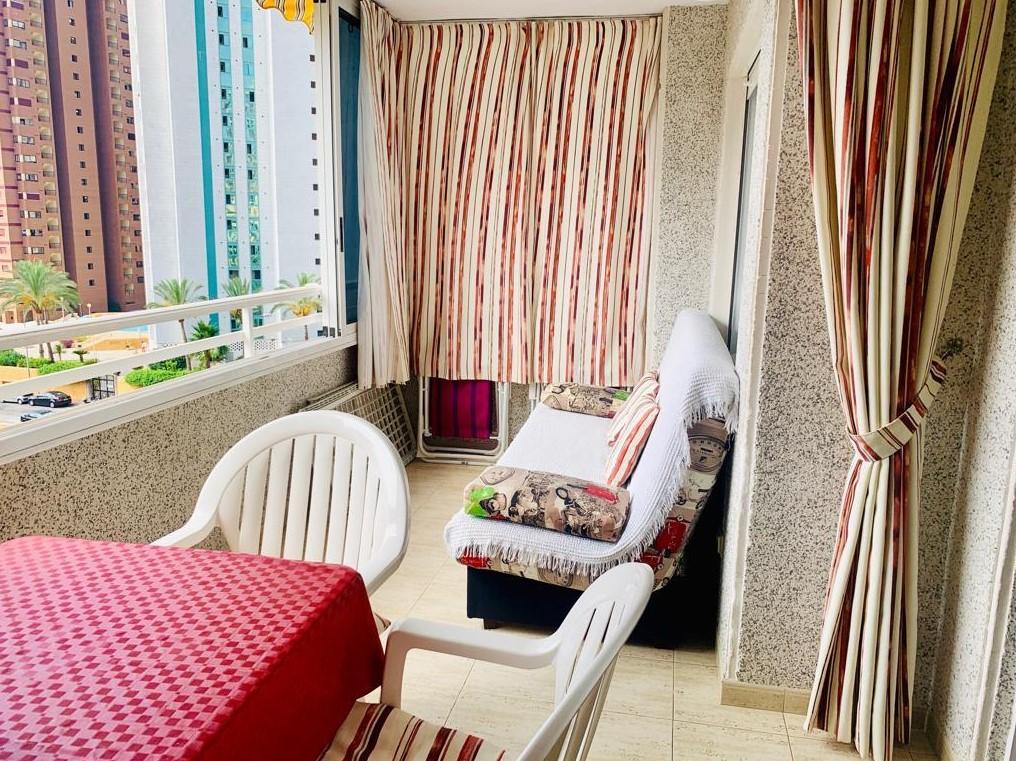 RV1902FI : Квартира с видом на море Бенидорм