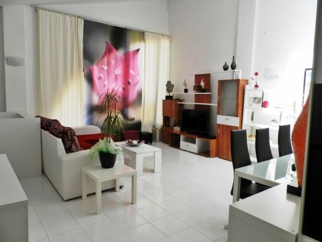 RV1905ID : Двухуровневая квартира на первой линии пляжа Кальпе