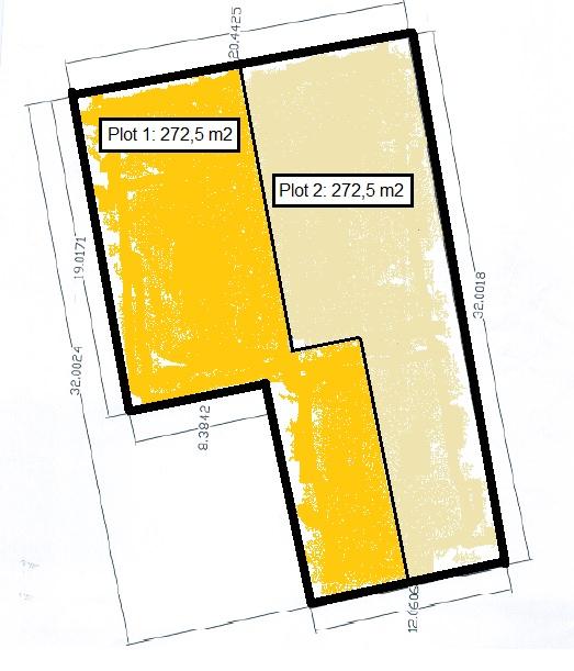 NC2092MA : Индивидуальное строительство виллы под клиента, Пилар де ла Орадада