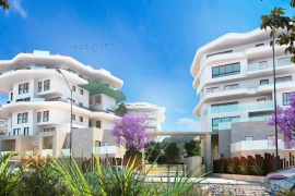 Продажа апартаментов в провинции Costa Blanca North, Испания: 1 спальня, 57 м2, № NC5654AL – фото 1
