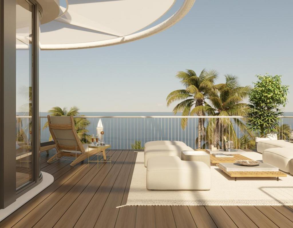 NC1453SO : Квартиры с видом на море в Дении рядом с пляжем