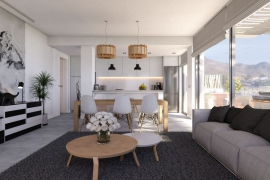 Продажа апартаментов в провинции Costa Blanca North, Испания: 3 спальни, 101 м2, № NC1141UC – фото 9