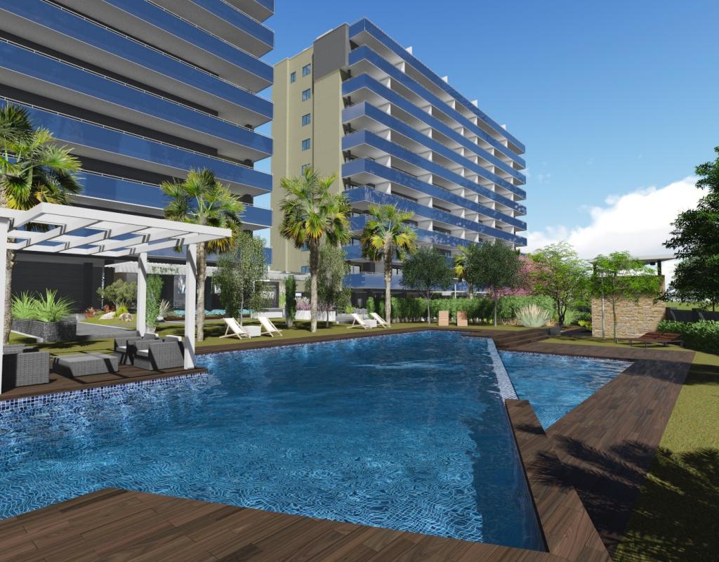 NC1151MA : Новые квартиры в El Campello, Эль Кампельо