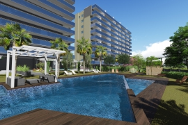 Продажа апартаментов в провинции Costa Blanca North, Испания: 2 спальни, 124 м2, № NC1151MA – фото 2