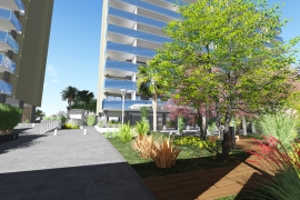 Продажа апартаментов в провинции Costa Blanca North, Испания: 2 спальни, 124 м2, № NC1151MA – фото 5