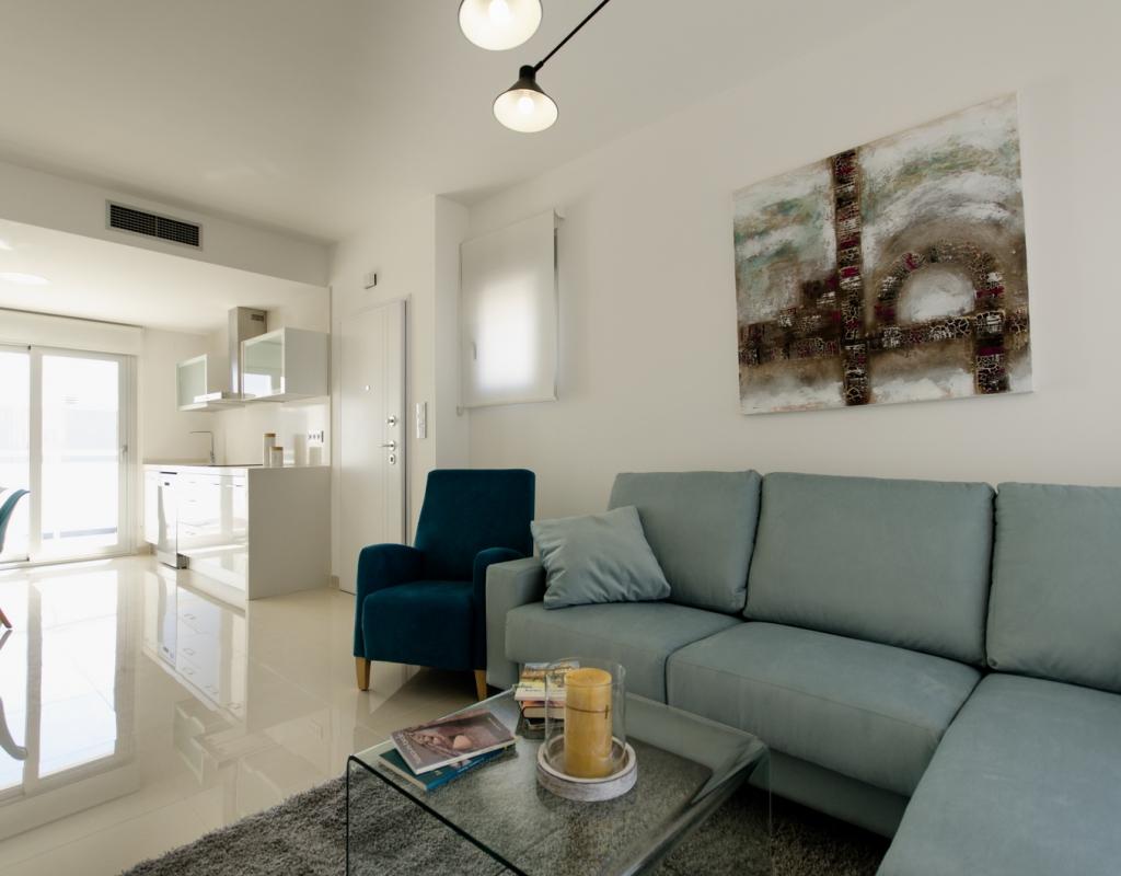 NC1587AM-DD : Апартаменты в тихом районе в Торревьехе, Коста Бланка Юг