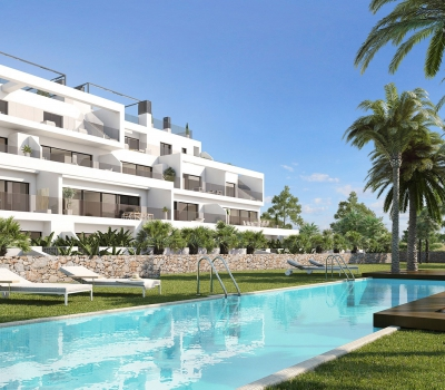 Apartment - Nouvelle Construction - Orihuela Costa - Orihuela Costa