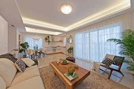 Продажа таунхаус в провинции Costa Blanca South, Испания: 3 спальни, 127 м2, № NC3224EU – фото 3