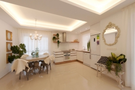 Продажа таунхаус в провинции Costa Blanca South, Испания: 3 спальни, 127 м2, № NC3224EU – фото 7
