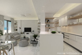 Продажа апартаментов в провинции Costa Blanca South, Испания: 4 спальни, 105 м2, № NC2514EU – фото 4