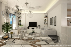 Продажа апартаментов в провинции Costa Blanca South, Испания: 4 спальни, 105 м2, № NC2514EU – фото 6