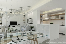 Продажа апартаментов в провинции Costa Blanca South, Испания: 4 спальни, 105 м2, № NC2514EU – фото 7