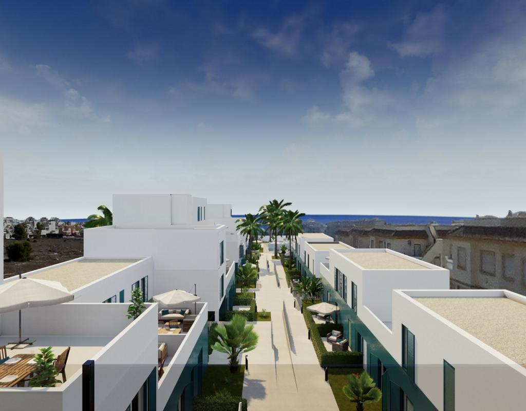NC2116TR-D : Апартаменты в Плайя Фламенка, Ориуэла Коста