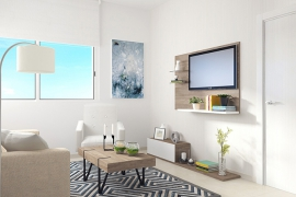 Продажа таунхаус в провинции Costa Blanca North, Испания: 3 спальни, 108 м2, № NC1216TM – фото 5