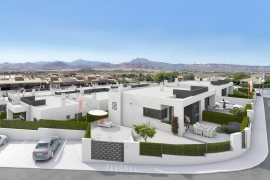 Продажа таунхаус в провинции Costa Blanca North, Испания: 3 спальни, 108 м2, № NC1216TM – фото 3