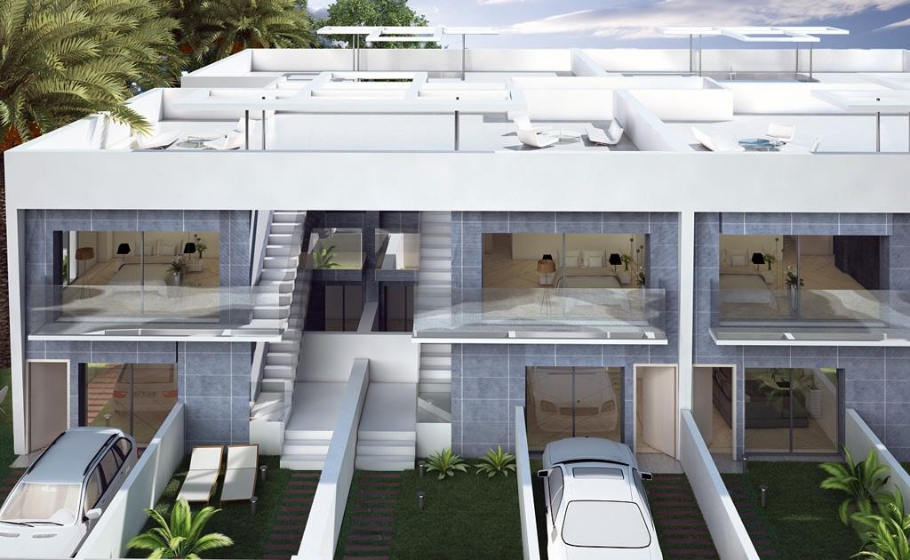 NC1721MA : Новые Апартаменты в Гран Алакант, Gran Alacant