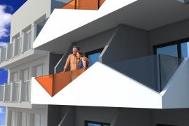 Продажа апартаментов в провинции Costa Blanca South, Испания: 2 спальни, 153.04 м2, № NC1399AL – фото 6