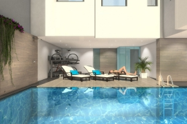 Продажа апартаментов в провинции Costa Blanca South, Испания: 3 спальни, 194 м2, № NC1406AL – фото 2